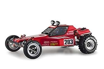 京商 1/10 電動2WDレーシングバギー トマホーク 組立キット ラジコン本体 30615