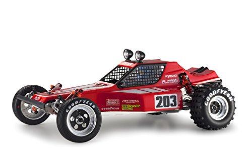 1/10 EP 2WDレーシングバギー キット トマホーク 30615