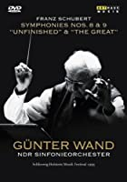 Schubert: Symphonies Nos 8 & 9, Unfinished & The Great