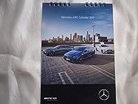 AMG 2019年メルセデスベンツ 卓上カレンダー