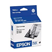 Epson t003011インク、840page-yield、ブラック