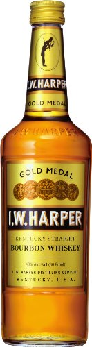 I.W.ハーパー ゴールドメダル 40度 700ml