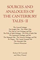 Sources and Analogues of the Canterbury Tales (Chaucer Studies)