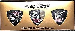 [コンサートグッズ]長渕剛 Stay Alive ARENA TOUR 2012 ギターピック 3枚セット