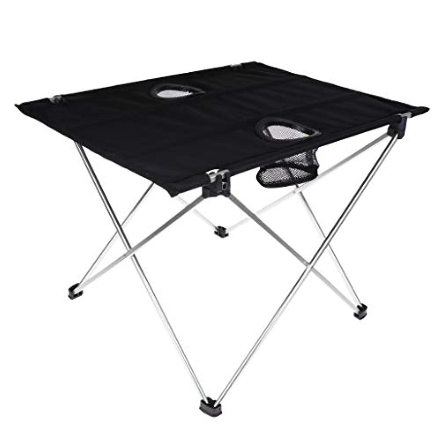 無関心手首ライオンF Fityle 折りたたみテーブル 折りたたみデスク キャンプ ピクニック バーベキュー用 全4色