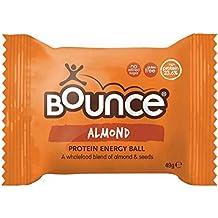 Bounce Almond Protein Hit Energy Ball, 12 x 49 Grams