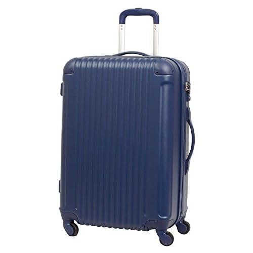 M型 ダークネイビー / FK1212-1(POP・DO) スーツケース キャリーバッグ TSAロック搭載