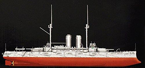 1/200 日本 海軍 三笠 日本海海戦 戦艦 プラモデル
