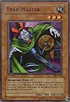 Yu-Gi-Oh! - Trap Master (SDK-044) - Starter Deck Kaiba - Unlimited Edition - Common