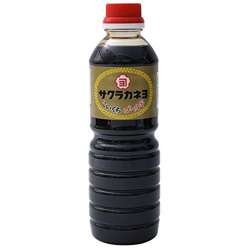 吉村醸造サクラカネヨ ゴールド 500ml