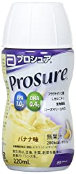 【ケース販売】プロシュアバナナ味 ボトルタイプ 220ml×24本