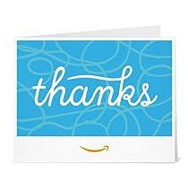 Amazonギフト券- 印刷タイプ(PDF) - ありがとう(サンクス)