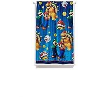 [任天堂]Nintendo 's Super Mario Defiant Mario Room Darkening Window Panel, 42 by 63Inch MU455C [並行輸入品]