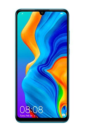 HUAWEI P30 Lite ピーコックブルー SIMフリースマートフォン 【日本正規代理店品】
