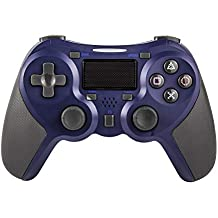 JAMSWALL PS4 コントローラー ワイヤレス DUALSHOCK 4 PS4 Pro/Slim ゲームコントローラー 無線 Bluetooth 接続 ps4 ゲームパッド 振動機能 ver5.55対応
