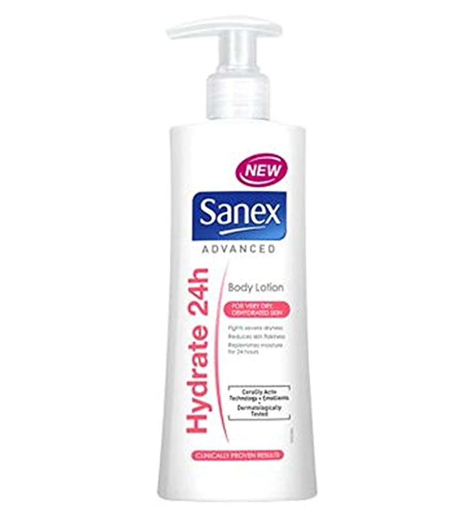臨検悲惨なメッセンジャー[Sanex] Sanex高度な水和物24時間のボディローション250ミリリットル - Sanex Advanced Hydrate 24H Body Lotion 250Ml [並行輸入品]