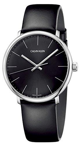[カルバンクライン] 腕時計 3針 High Noon(ハイヌーン) K8M211C1 メンズ 正規輸入品 ブラック