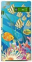 URBANO V01 [KYV31] アルバーノ v01 kyv31 urbano TPU ソフトケース Fish's Life
