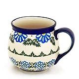 ポーリッシュポタリー/マグカップ 0.2L Ceramika Millena 1-16-020b