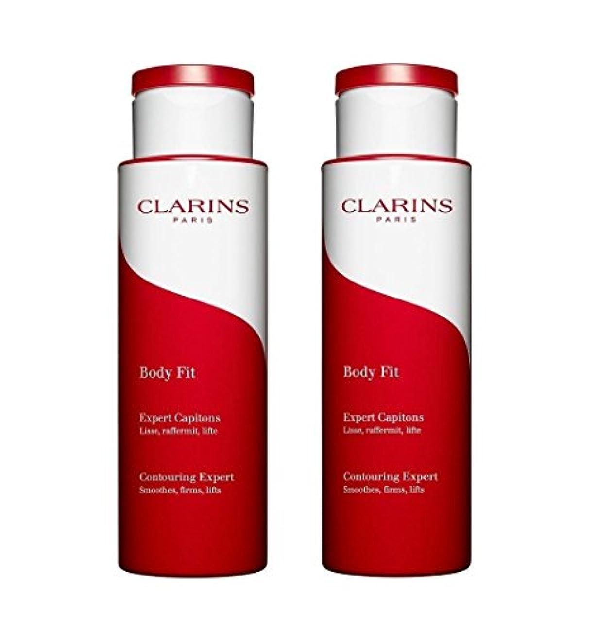クラランス CLARINS ボディ フィット 200mL 【2本セット】 [並行輸入品]
