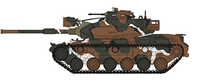 HOBBY MASTER 1/72 M60A1 パットン アメリカ海兵隊MERDC迷彩 完成品