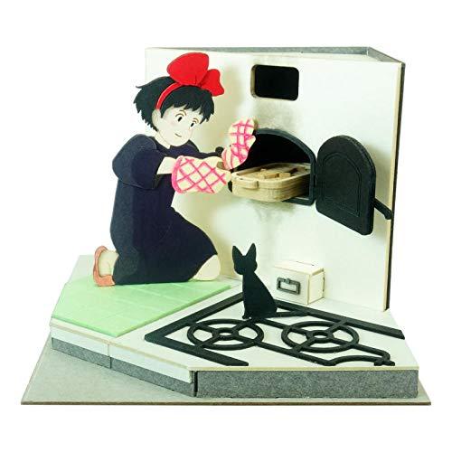 さんけい スタジオジブリmini 魔女の宅急便 にしんのパイ ペーパークラフト MP07-93