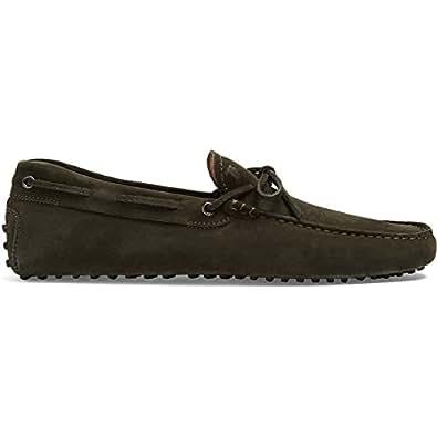 (トッズ) Tod's メンズ シューズ・靴 ドライビングシューズ Gommino suede driving shoes 並行輸入品