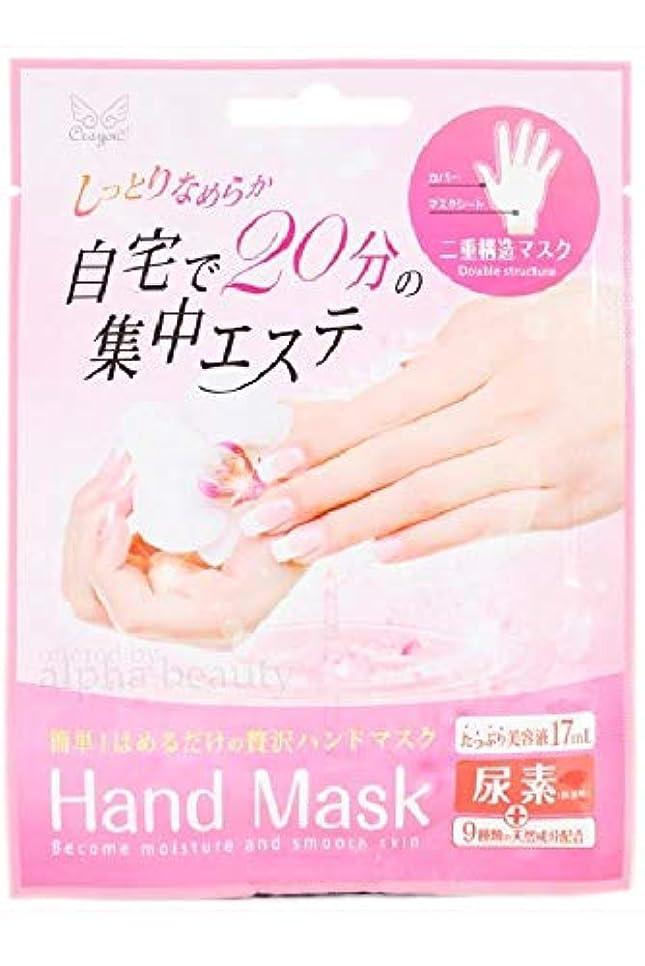 可能設計アルネST ハンドマスク しっとりなめらか 自宅で 20分の 集中 エステ Hand Mask