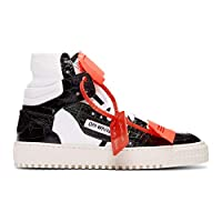 (オフ-ホワイト) Off-White レディース シューズ・靴 スニーカー Black & White Low 3.0 Sneakers [並行輸入品]