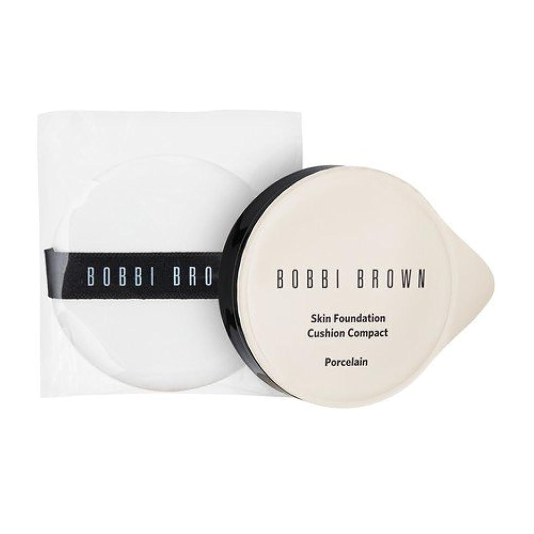 投票思慮深い添加剤ボビイブラウン(BOBBI BROWN) 【リフィルのみ】スキン ファンデーション クッション コンパクト SPF 50 (PA+++) (ポーセリン) 13g [並行輸入品]