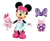 Fisher-Price Disney's Sleep Over Bowtique Minnie Mouse [並行輸入品]
