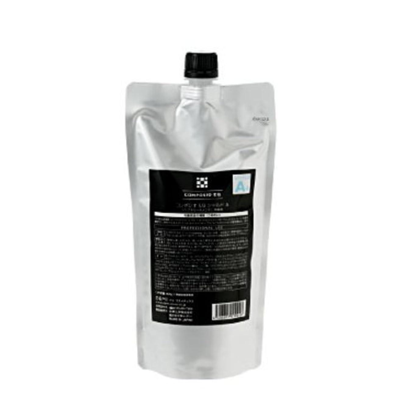 取り替える熱樫の木DEMI (デミ) コンポジオ EQ シールド A 450g レフィル
