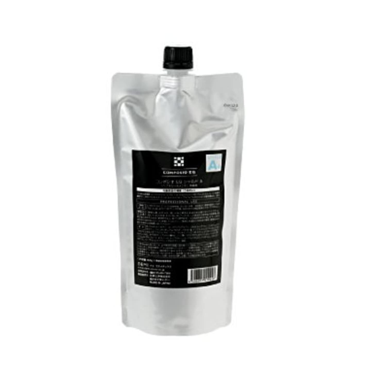 砂重荷ラグDEMI (デミ) コンポジオ EQ シールド A 450g レフィル