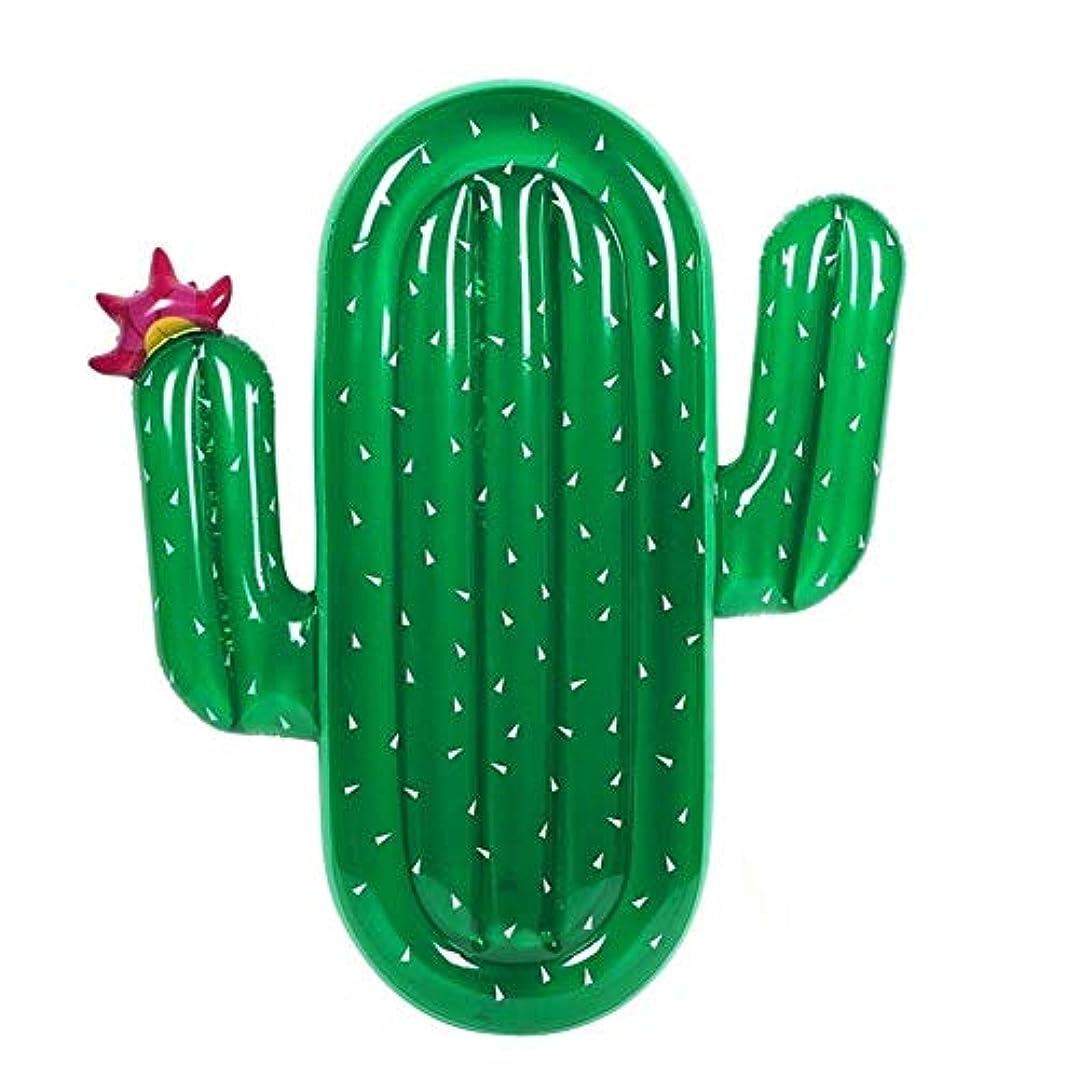 時折急いで粉砕するHagao 水泳用リング水泳用フローティングプレートサボテン型フローティングリング大人用フローティングリング180 * 130 cmスイミングプール大人用ウォーターフローティングリング安全で丈夫なスイミングビーチ水浴スイミング補助玩具 ご愛顧ありがとうございました (PATTERN : Cactus)