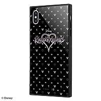イングレム iPhone XS Max /『キングダム ハーツ』/耐衝撃ガラスケース KAKU/『キングダムハーツ』_6 IQ-DP19K1B/KH001