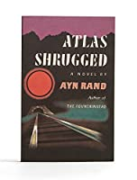Out of Print Atlas Shrugged Notebook [並行輸入品]