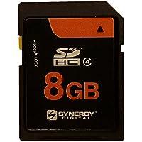 Casio Exilimエクシリムデジタルカメラメモリカード8GB安全デジタル高容量SDHCメモリカード