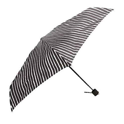 [マリメッコ] 傘 MARIMEKKO レディース 043442 022 ピッコロ PICCOLO MINI MANUAL アンブレラ 折り畳み傘 BLACK/WHITE [並行輸入品]