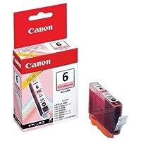 (まとめ) キヤノン Canon インクタンク BCI-6PM フォトマゼンタ 4710A001 1個 【×10セット】 〈簡易梱包