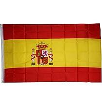 Hommy 国旗 国 スペイン バナー 飾り 90*150cm