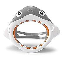 INTEX(インテックス) 水中眼鏡 ファンマスク サメ 対象年齢:3歳~8歳まで SWM-PT-55915SM