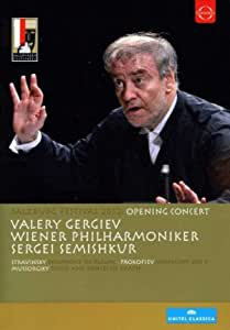 Salzburg Festival 2012: Opening Concert [DVD]
