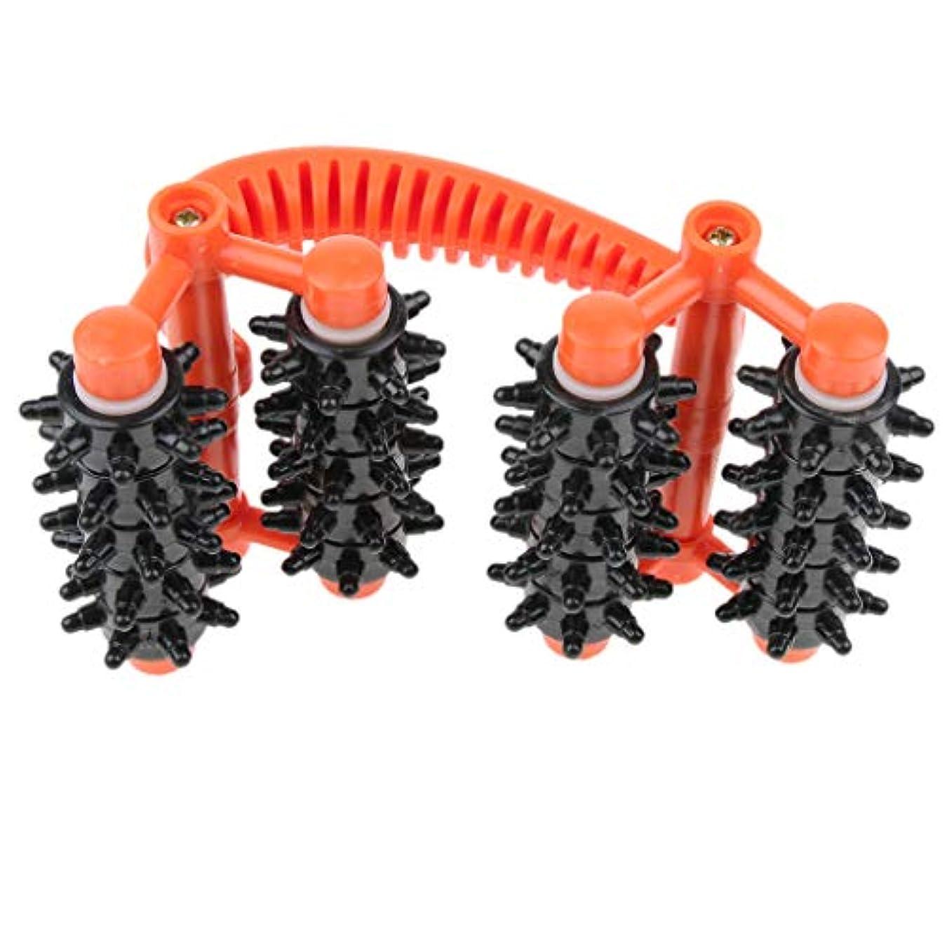 化合物冬選択sharprepublic マッサージローラーホイール 全身マッサージ 設置 簡単 マッサージツール ビジネスギフト