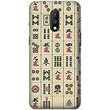 JP0802OP7 麻雀 Mahjong OnePlus 7 ケース