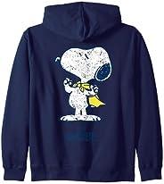 US Peanuts Snoopy Super 01 ジップパーカー