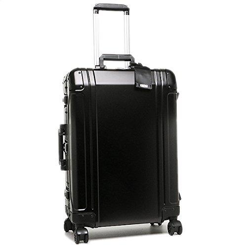 (ゼロハリバートン) ZERO HALLIBURTON バッグ ZRG224-BK 94105-01 24 4 WHEEL SPINNER TRAVEL CASE スーツケース・キャリーバッグ ブラック [並行輸入品]