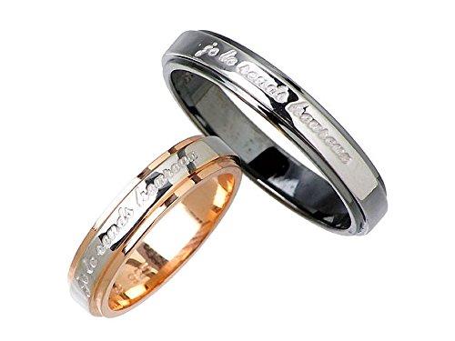 close to me クロストゥーミー デザイン シルバー リング ペアー 指輪