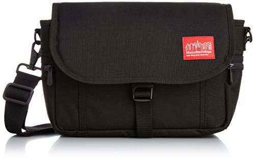 [マンハッタンポーテージ] Manhattan Portage Gracie Camera Bag MP1545 BLK Black (ブラック)