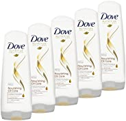 Dove Nutritive Solutions Conditioner Nourishing Oil Care, 5 x 320ml
