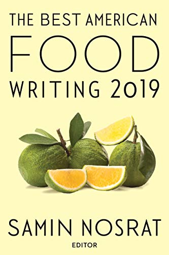 The Best American Food Writing 2019 (The Best American Series ®) (English Edition)